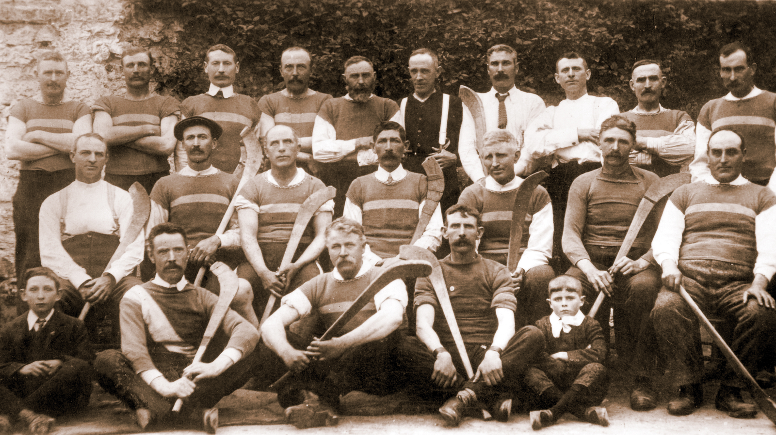 Image - Thurles Blues - The inaugural All-Ireland  champions