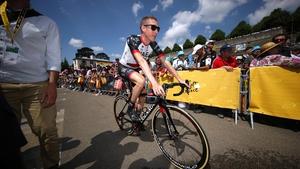 Dan Martin won stage six of the tour