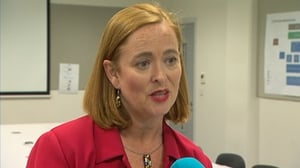 Eilísh Hardiman of the Children's Hospital Group says more physiotherapists and occupational therapists will be recruited