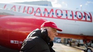 Ryanair had agreed in March to buy a majority stake in the new Austrian leisure airline, owned by former F1 racing driver Niki Lauda