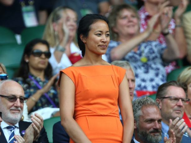 Anne Keothavong (Nigel French/PA)