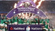 Ireland will begin the defence of the Six Nations title at home to England
