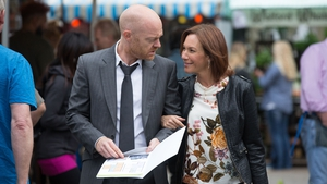 Fans can find out the next twist on RTÉ One and BBC One on Monday at 8:00pm