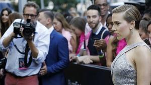 Scarlett Johansson will no longer star in Rub and Tug