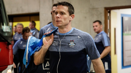 Stephen Cluxton is named to start.