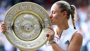Kerber is the champion