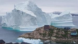 Greenland is a self-governing region of Denmark