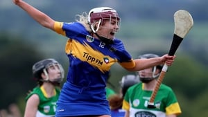Orla O'Dwyer plays for both the Tipperary camogie team and Ladies footballers