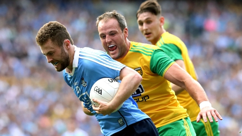 """Brolly: Donegal """"were like dogs chasing aeroplanes"""" 