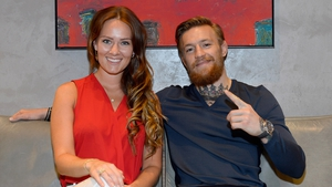 Dee Devlin and Conor McGregor - Shared happy news on McGregor's 30th birthday