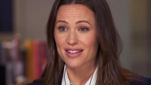 "Jennifer Garner on CBS Sunday Morning - ""I could cry talking about it"" Photo: CBS Sunday Morning, Twitter"