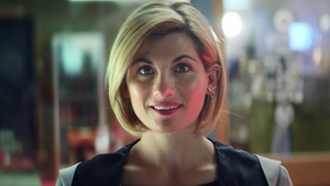 Jodie Whittaker as the 13th Time Lord