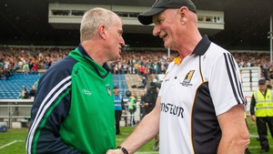 Brian Cody saw Kilkenny beaten by the better side