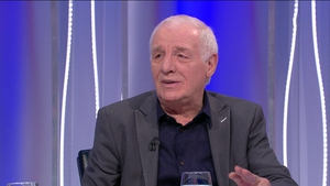 Eamon Dunphy said he told RTÉ before the World Cup that he would be leaving