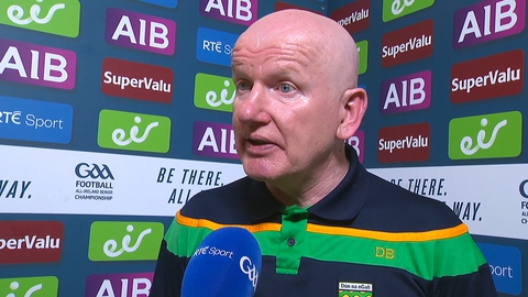 """Bonner: """"The levels were different"""" 