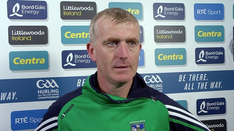 """Kiely: """"Response to being 3 down was key moment"""" 