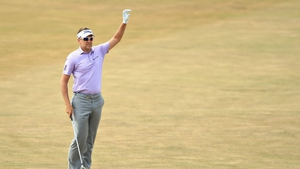 Ian Poulter's behaviour was attacked by marshall Quintin Jardine at today's Scottish Open