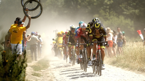 The Tour de France is due to commence on 27 June