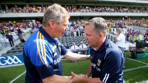 Wexford fell to a seven point defeat to Clare in Cork yesterday afternoon