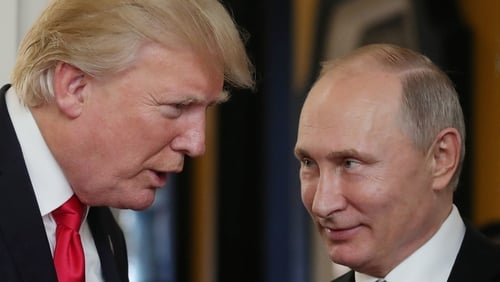 Donald Trump and Vladimir Putin have different goals for the summit