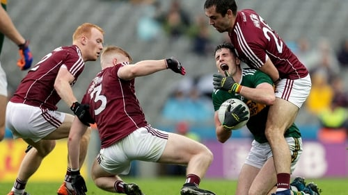 Kerry were out-fought and out-thought by Galway at Croke Park