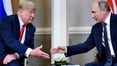 Trump says getting along with Russia 'a good thing'