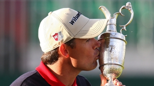 Padraig Harrington won the Open Championship the last time it was held at Carnoustie in 2007
