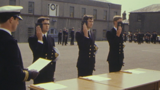 Naval Ceremony