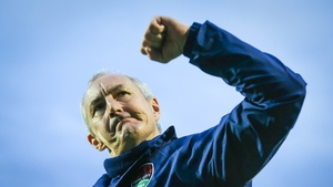 """Cork City manager John Caulfield: """"We are realistic that we know they're going to dominate the ball"""""""