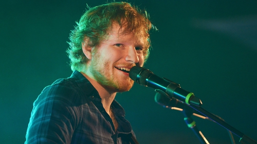 Yes, even Ed Sheeran can bust your stress