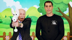 Sacha Baron Cohen in his new series Who Is America?