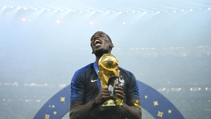 Paul Pogba was a key performer as Les Bleus were crowned world champions after seeing off Croatia 4-2 in Moscow.