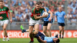 Mayo's Barry Moran has retired from inter-county football