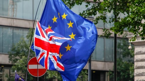 United Kingdom electoral commission fines pro-Brexit group, refers to police
