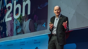Telenor CEO Sigve Brekke says the company continues to focus on increasing efficiency