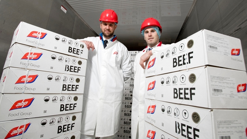 The process of purchasing beef products online is one of the fastest growing trends in the Chinese market