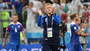 Iceland manager Hallgrimsson quits after World Cup