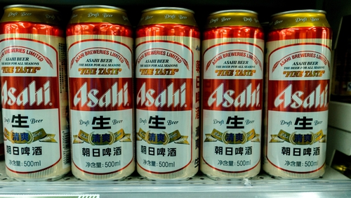 The proposed deal would turn Japan's Asahi into the world's third biggest brewer after AB InBev and Heineken