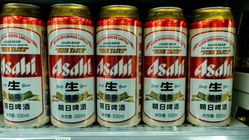 Japan's Asahi defies Brexit blues with Fuller's beer buy