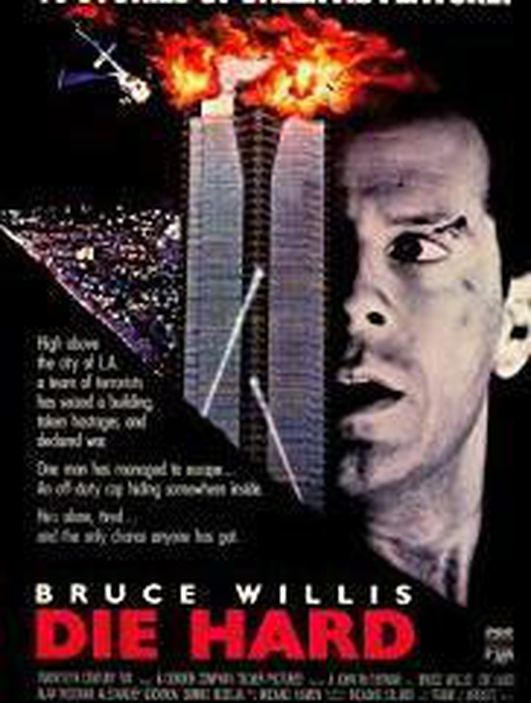 """30 years since the first """"Die Hard"""""""