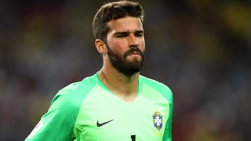 Is Alisson Liverpool bound?