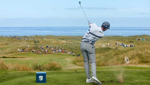 More than 94,000 spectators attended the event over five days in Donegal