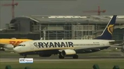 Six One News (Web): Ryanair cancels 24 flights to UK due to Friday's pilot strike
