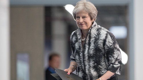 Theresa May faces a number of grillings from MPs today