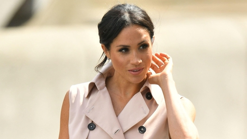 The Duchess of Sussex is helping to put the designer on the map.