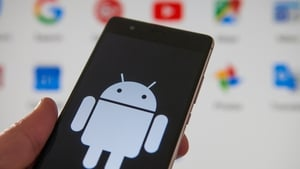 AMS said it saw the hoped-for start of Android smartphone launches that include its 3D technology in the first quarter