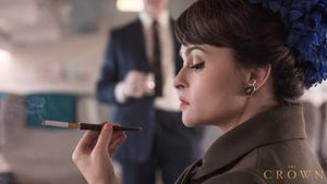 Helena Bonham Carter as Princess Margaret in The Crown