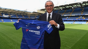 Maurizio Sarri faces a battle to keep hold of his star players after replacing Antonio Conte at Stamford Bridge.