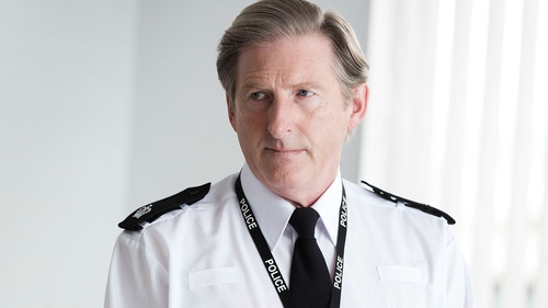"""Adrian Dunbar - """"I've never had a character that I could really throw my stuff at"""""""