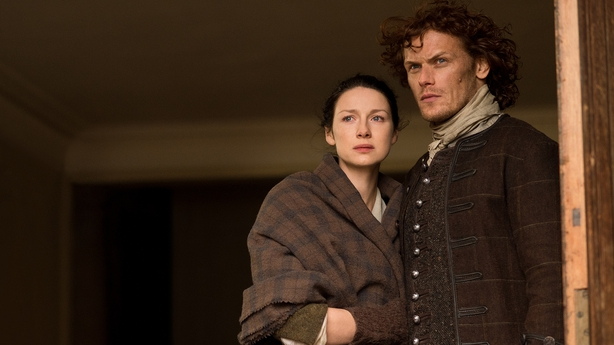 Outlander star Caitriona Balfe has married - reports